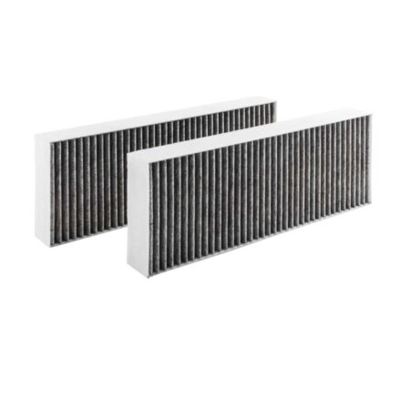 Bora basic actief koolstof filter set BAKFS