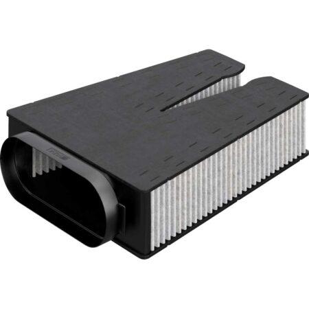 Bora luchtreinigings box flexibel toepasbaar voor Bora Basic, Pure, Classic en Professional (ULBF)