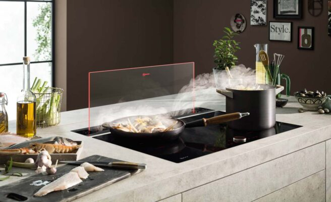 Neff Glass Downdraft